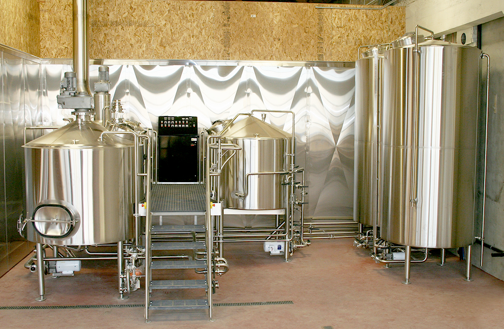 Icc Northwest Beer Tanks Amp Systems