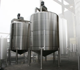 Food-Grade Mix Tanks