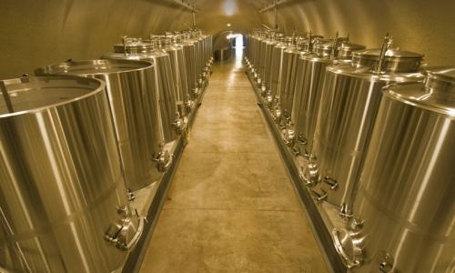 Medium Size Wine Tanks