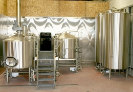 15 BBL Micro Brewing Systems