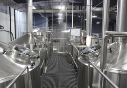 50 BBL Micro Brewing Systems