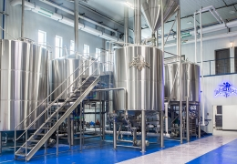 60+ BBL Micro Brewing Systems