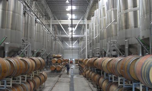 Large Size Wine Tanks
