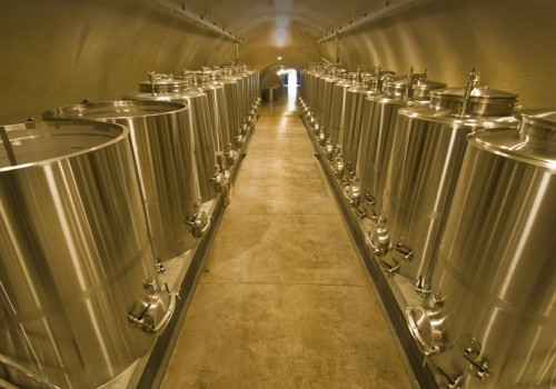 Medium Size Wine Tanks